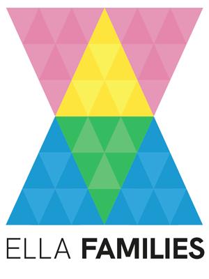 ELLA Families logo