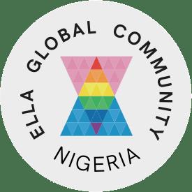 ELLA Nigeria logo - ELLA Global Community