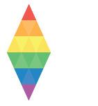 Variacion del logo EGC - queer