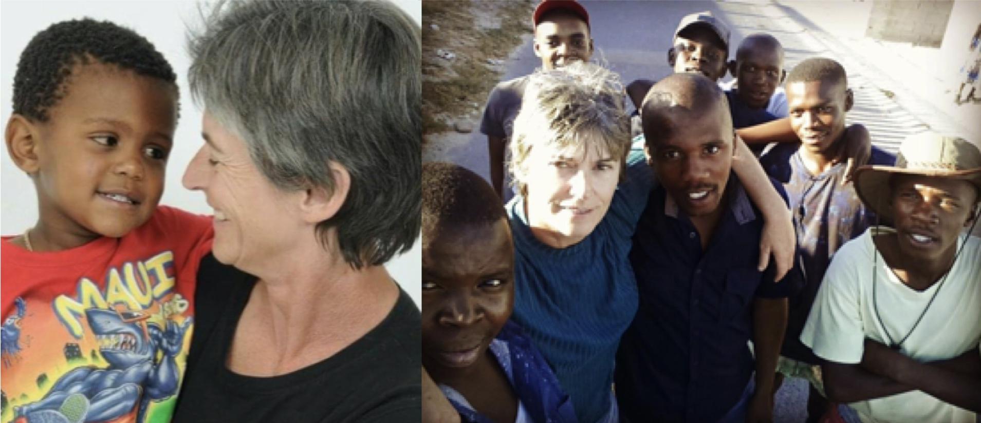 «Nada es imposible cuando buscamos la justicia»: Moira Edmunds