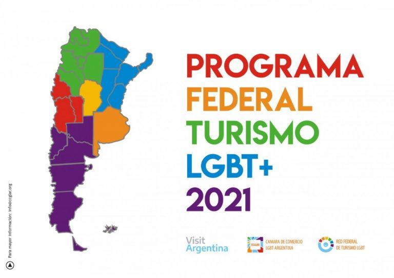 En 2021 inicia el plan Federal  de Turismo LGBTQ+ en Argentina